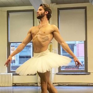 На кого подписаться: Инстаграм танцовщика Джеймса Би Уайтсайда  — Развлечения на Wonderzine