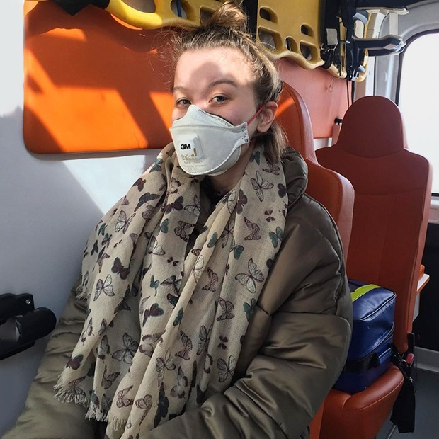 «Мне писали, что я мошенница»: Мария Мухина о больнице в Коммунарке