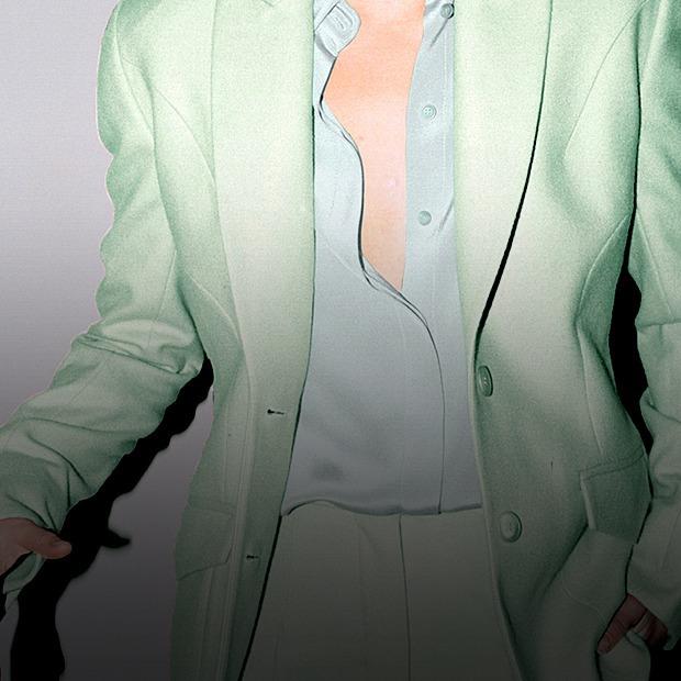 Мятные костюмы  и бархатные платья Trager Delaney — Новая марка на Wonderzine