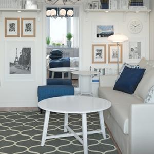 В закладки: Экологичные дизайн-проекты ИКЕА для типовых квартир  — Жизнь на Wonderzine
