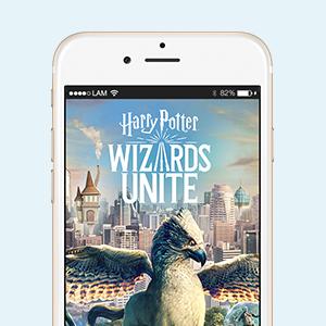 Что скачать: Игра Harry Potter: Wizards Unite — Игры на Wonderzine