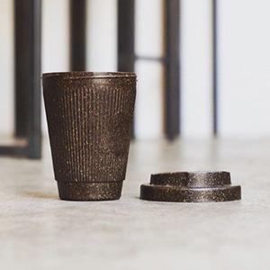 Без кофеина: Чашки Kaffeeform, сделанные из кофе — Вишлист на Wonderzine