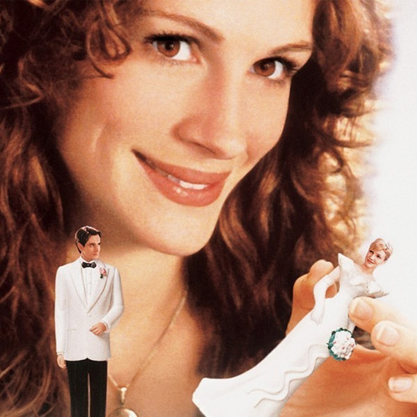 Великий фильм о любви: «Свадьба лучшего друга» с Джулией Робертс — Кино на Wonderzine