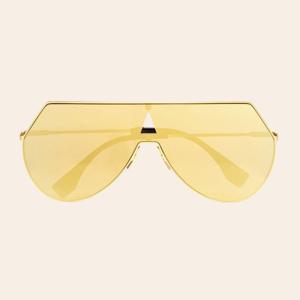 Мороз и солнце: 15 пар остромодных солнцезащитных очков — Стиль на Wonderzine