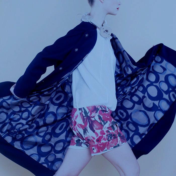 Янина Вехтева, фэшн-дизайнер — Новая марка на Wonderzine