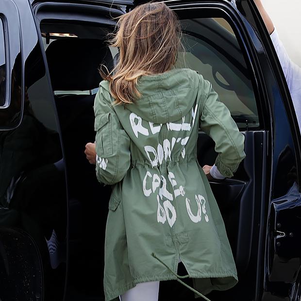 «Мне всё равно»: В чём проблема с униформой первых леди