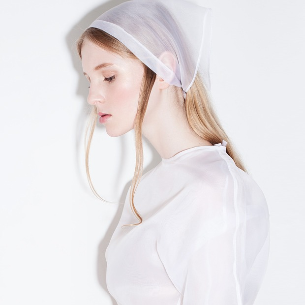 Прозрачные пальто и объемные бомберы Sasha Wider — Новая марка на Wonderzine