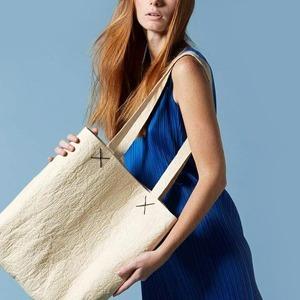 Ананасовая кожа и напечатанная одежда: Инновации, которые изменят моду — Стиль на Wonderzine