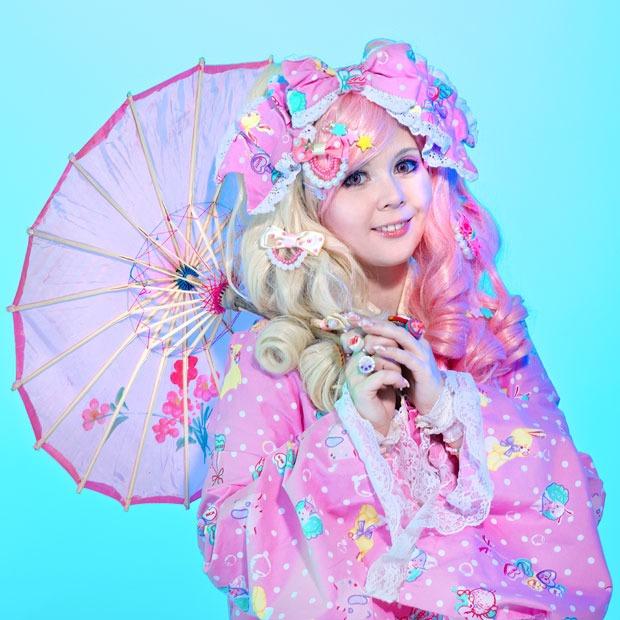 Таисия Флягина о лолитах и японской уличной моде