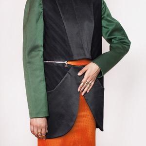 Saint-Tokyo: Асимметричная женская  одежда из Петербурга — Новая марка на Wonderzine