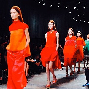 Главные показы  последних дней  Paris Fashion Week — Paris Fashion Week SS 2014 на Wonderzine