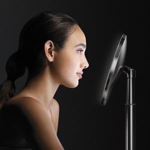 Умное зеркало Simplehuman с разными вариантами подсветки