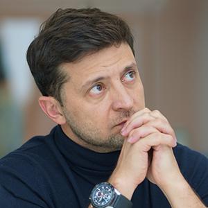 Президентский стендап: Почему комик Владимир Зеленский выигрывает украинские выборы