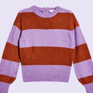 Пора утепляться: 10 свитеров с ярким принтом