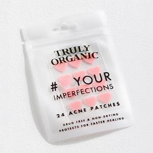 Патчи-сердечки для акне Truly Organic — Вишлист на Wonderzine