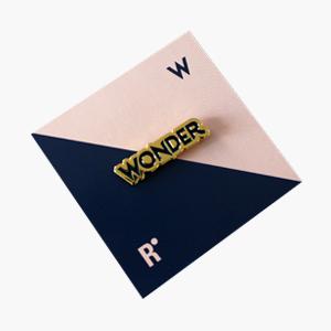Значки Wonderzine x Respublica — Вишлист на Wonderzine