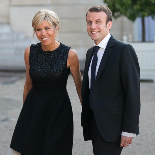 Брижит Макрон — что мы знаем о вероятной первой леди Франции — Жизнь на Wonderzine