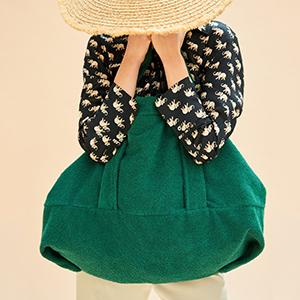 Огромная сумка-полотенце — для полотенца и не только — Вишлист на Wonderzine
