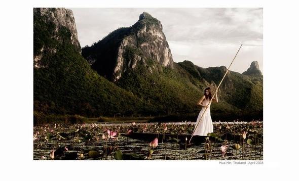 Андреа Варани: мода в полевых условиях — Aurora Fashion Week на Wonderzine