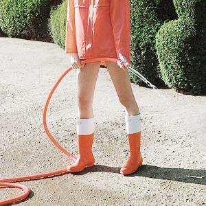 Мокрое дело: 10 пар резиновых сапог — Вишлист на Wonderzine