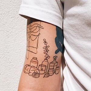 Моя татуировка: Истории разных женщин о рисунках на теле — Жизнь на Wonderzine