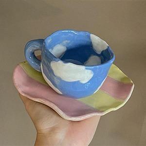 На кого подписаться: Наивная керамика  датской учительницы Bettunika — Стиль на Wonderzine