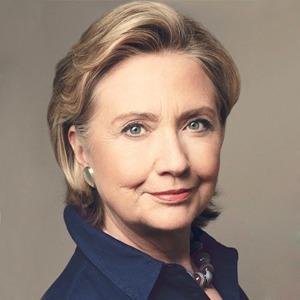 Хиллари Клинтон  и её уверенный путь  в большой политике