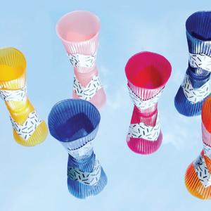 Съедобные стаканы и соломинки Loliware — Вишлист на Wonderzine
