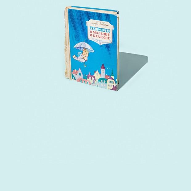 Директор редакторского бюро TXT Анна Красильщик  о любимых книгах — Книжная полка на Wonderzine