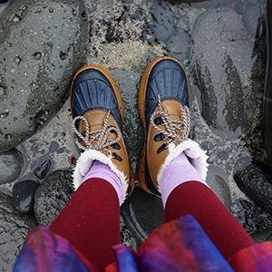 Вещь: Девушки о любимых неубиваемых ботинках  на зиму — Стиль на Wonderzine