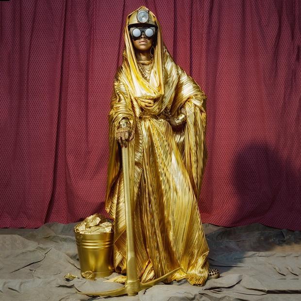 «NKOSOZANA»:  Фантастические принцессы Африки — Фотопроект на Wonderzine