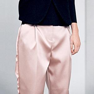 Широкие брюки в осенне-зимних коллекциях