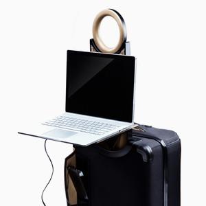 И стол, и дом: Чемодан Barracuda для тех, кто много путешествует