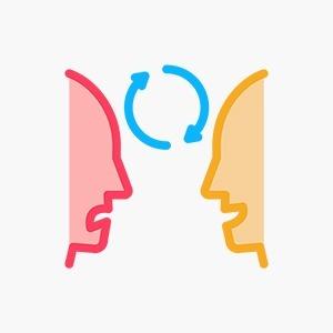 Инструкция: Как говорить  с людьми, с которыми  у вас не совпадают взгляды