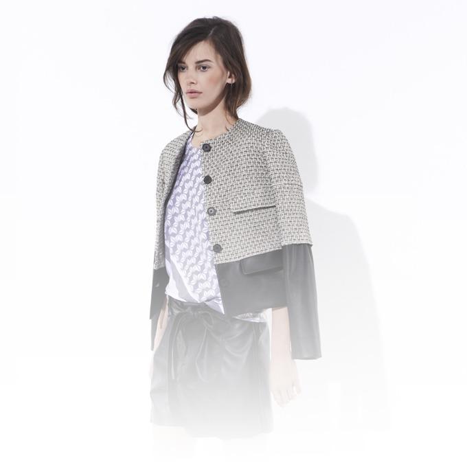 Аманда Мёрфи,  модель, открывшая  и закрывшая Prada