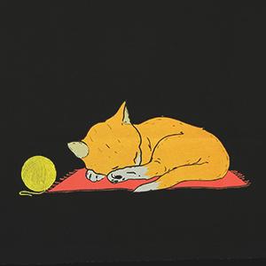 Благотворительная футболка Barking Store с Кэтзиллой — Вишлист на Wonderzine