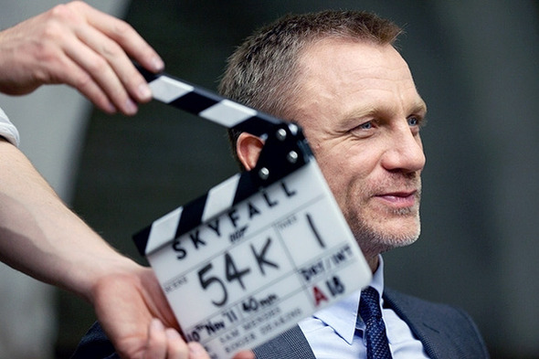 """«007: Координаты """"Скайфолл""""»: Дэниел Крэйг о новом Джеймсе Бонде — Интервью на Wonderzine"""