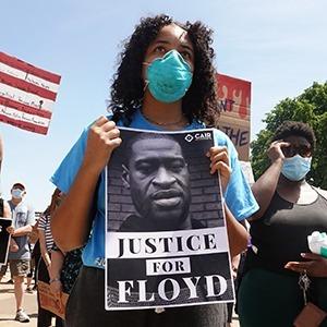 Смерть Джорджа Флойда: Почему в США не утихают протесты — Жизнь на Wonderzine