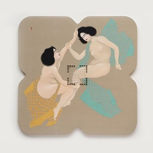 На кого подписаться: Иракская художница Хайв Кахраман — Искусство на Wonderzine