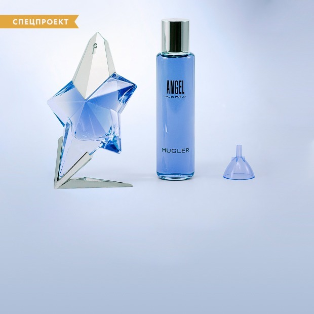 Почему рефилы — будущее парфюмерной индустрии
