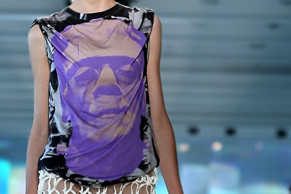 Прямая трансляция с Лондонской недели моды: День 5 — Стиль на Wonderzine