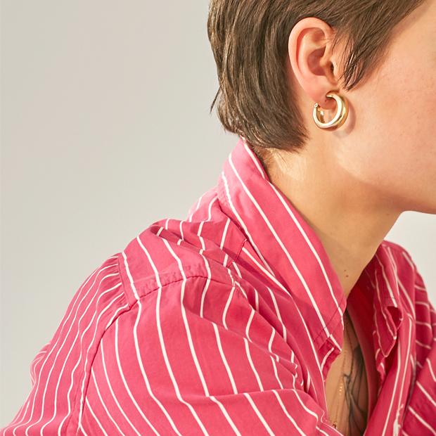 Стилист и старший редактор моды Glamour Маша Пепелова о любимых нарядах — Гардероб на Wonderzine