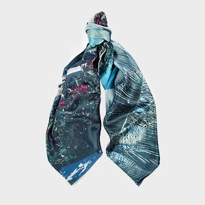 7 способов повязать платок  на голову — Инструкция на Wonderzine