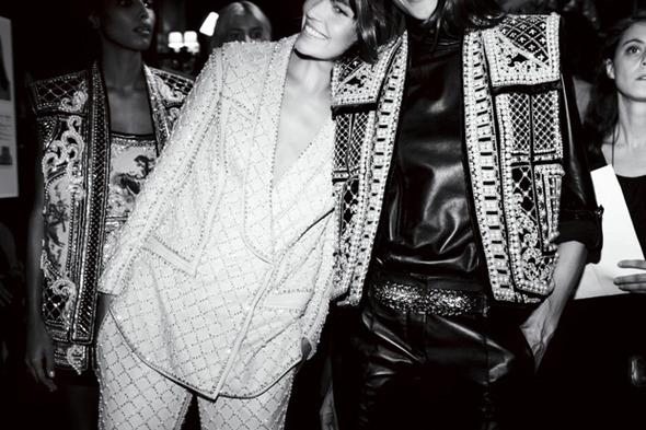 Прямая трансляция с Парижской недели моды: День 3 — Стиль на Wonderzine