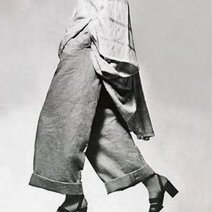 На кого подписаться: Архивные фотографии женщин в брюках — Стиль на Wonderzine
