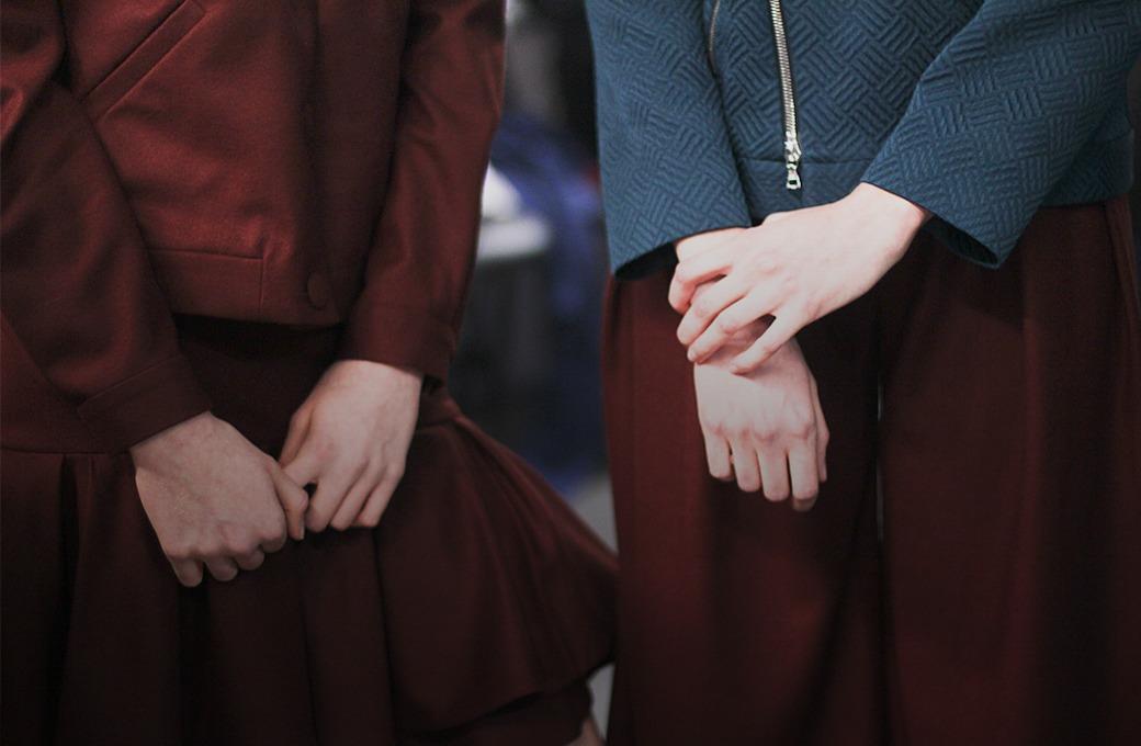 Чрезвычайное положение: Kiev  Fashion Days в снежную бурю — Стиль на Wonderzine