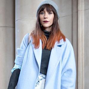 Стритстайл:  Что носят гости London Fashion Week — Стиль на Wonderzine