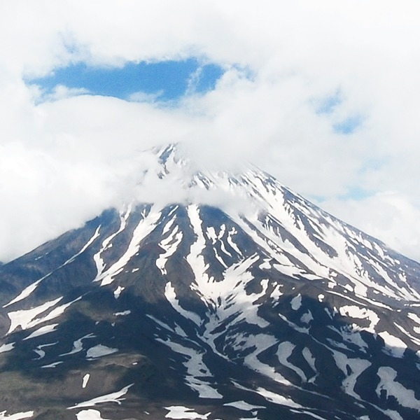 Поход по Камчатке:  160 километров пешком  и подъем на один вулкан