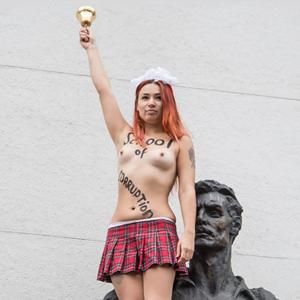 Тело как улика: Что мы знаем о движении FEMEN — Жизнь на Wonderzine