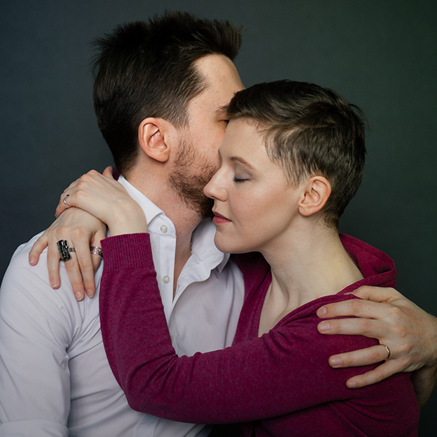 История пары, которая сошлась из-за смерти близкого человека